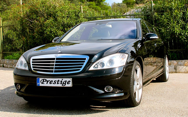 Private tours in athens greece chauffeur service and for Mercedes benz prestige service