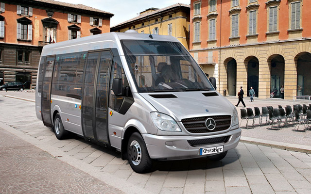 Sprinter Mercedes Benz Mini Bus
